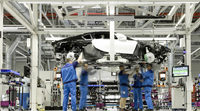 El proceso de fabricación del BMW i8, al detalle