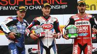 Alex Lowes consigue su primer podio en el WSBK