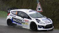 Julien Maurin cambia el Fiesta RRC por el R5 en el WRC