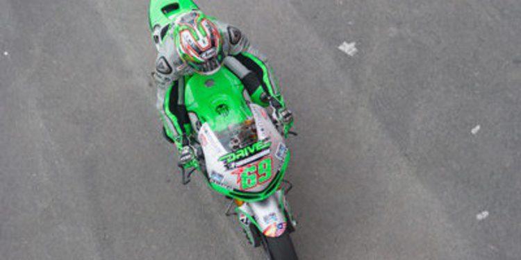 Aoyama y Hayden buscan seguir mejorando en Jerez
