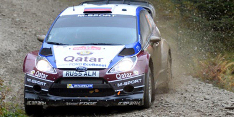 Finalmente Evgeny Novikov se cae del Rally de Finlandia