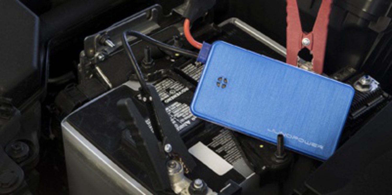 """Arrancar con una batería """"de bolsillo"""" tu coche es posible"""