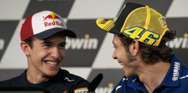 Rueda de prensa oficial del GP de España de MotoGP 2014