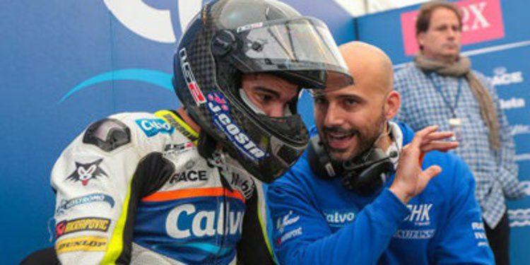 Moto3 en Jerez empieza bajo dominio de Isaac Viñales