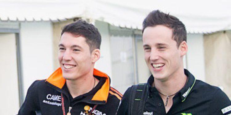 Aleix Espargaró sorprende en los FP1 de MotoGP en Jerez