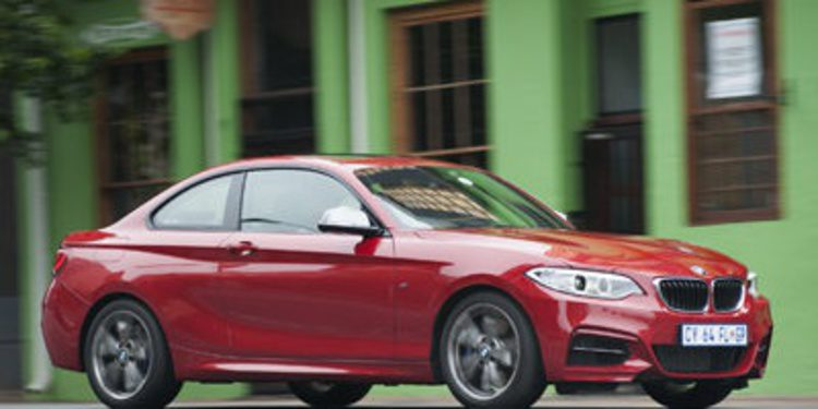 El polémico anuncio del BMW Serie 2 en Australia