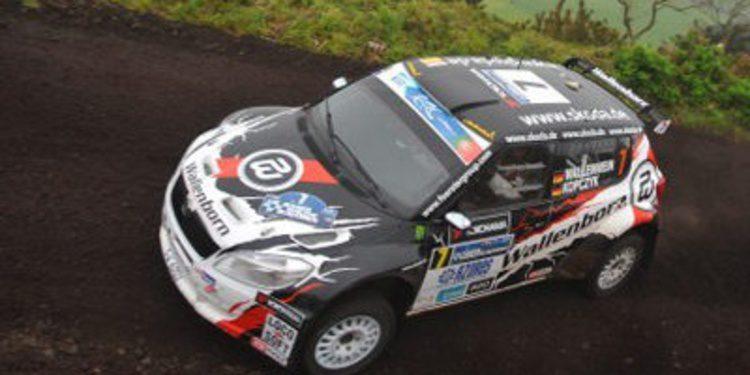 El SATA Rally Azores tendrá seis tramos en directo