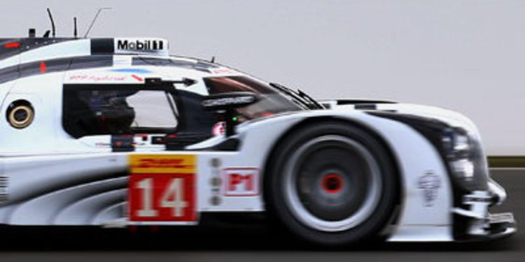 Porsche se lleva su primera pole en el WEC