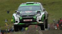 Yazeed Al-Rajhi baja del Rally de Argentina por enfermedad