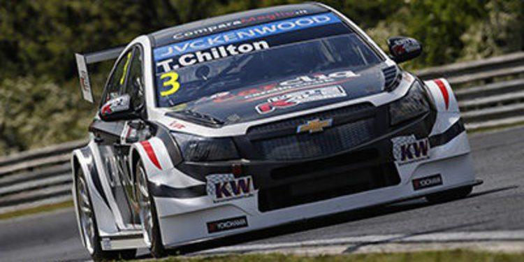 Directo sesión clasificatoria del WTCC en Hungaroring 2014