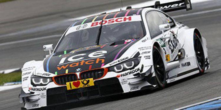 Directo sesión clasificatoria del DTM en Hockenheim