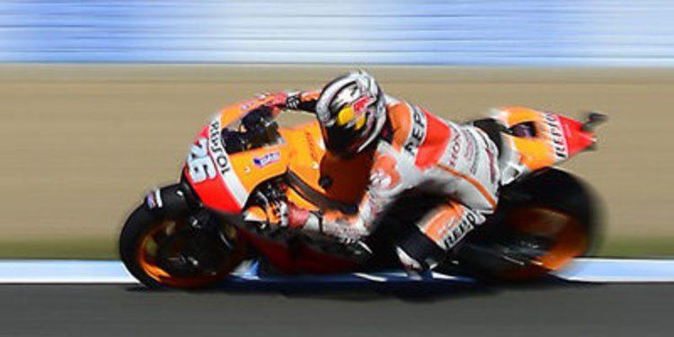 Dani Pedrosa marca el ritmo en el FP3 de MotoGP en Jerez