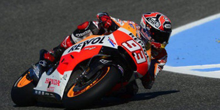 Márquez pole con récord absoluto de Jerez en MotoGP