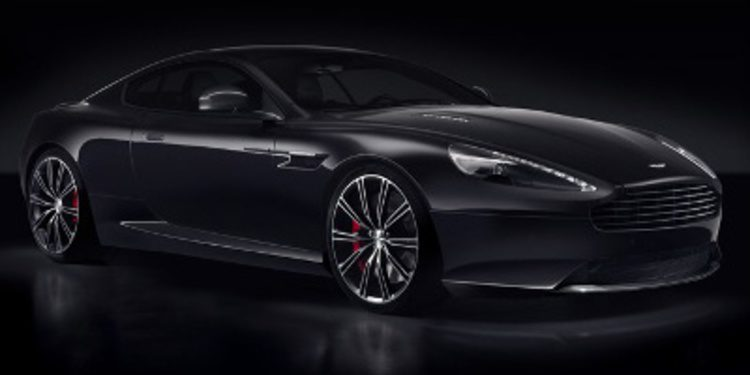 Vamos conociendo detalles del futuro Aston Martin DB9