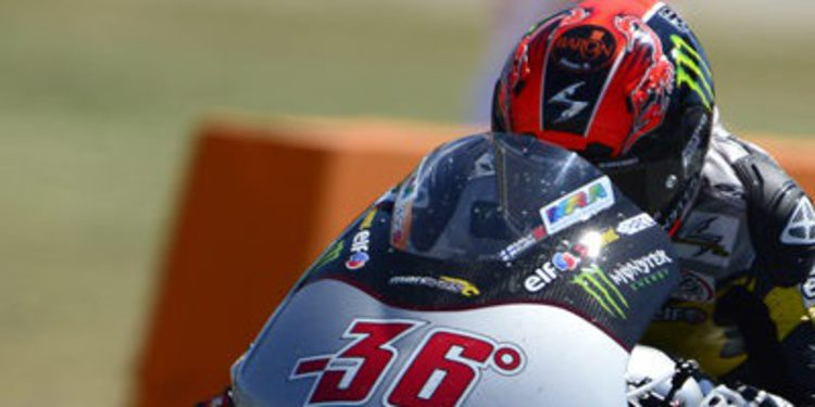 Warm up de Moto2 en Jerez para Mika Kallio