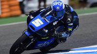 Romano Fenati vence en Jerez a Efrén Vázquez en Moto3