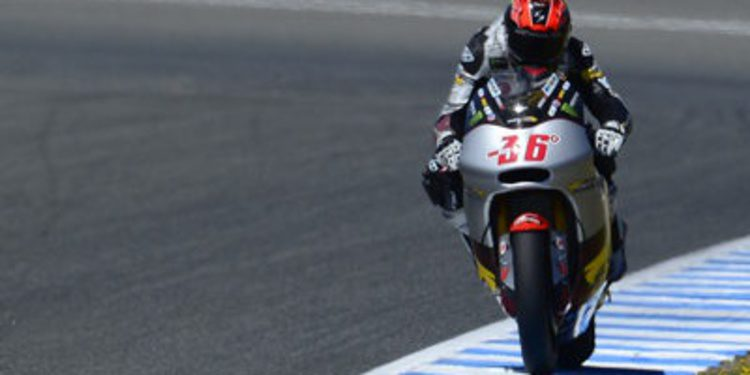 Mika Kallio gana Moto2 en Jerez en un auténtico paseo