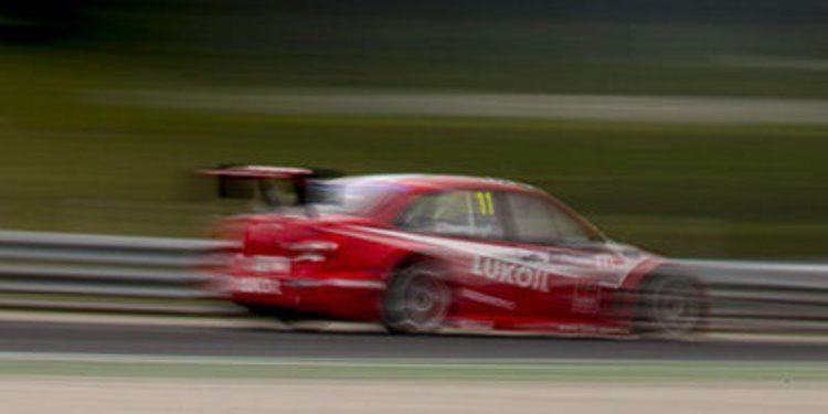 Directo de la Carrera 2 del WTCC en Hungaroring
