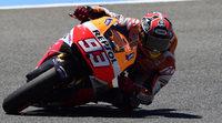 Jerez vive otro paseo triunfal de Marc Márquez en MotoGP
