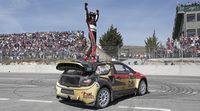 Petter Solberg gana la cita del Mundial de RX en Montalegre