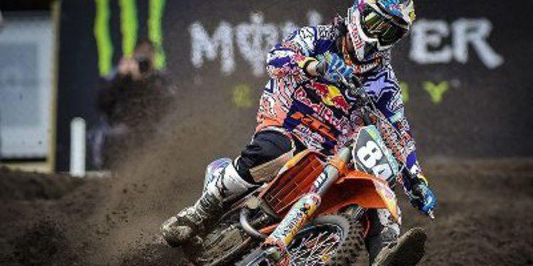 Cairoli y Jeffrey Herlings vencen el MXGP de Holanda
