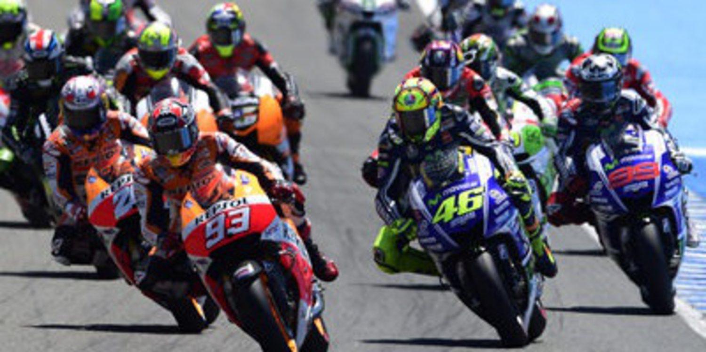 Así está el Mundial MotoGP 2014 tras el GP de España