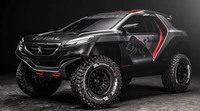 ¿Veremos un Peugeot 2008 DKR de producción?