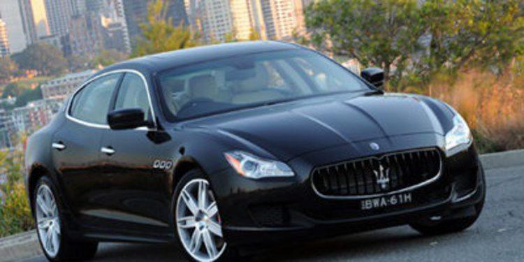 Maserati ya vende el Quattroporte diésel en España