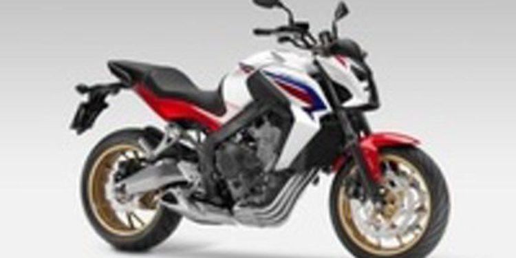 La Honda CB650F llega a España