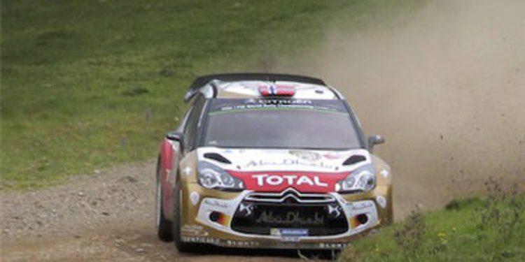 Citroën viaja a Argentina con el podio lejos de la mente