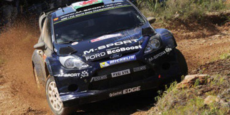 Objetivos dispares para los pilotos de M-Sport en Argentina