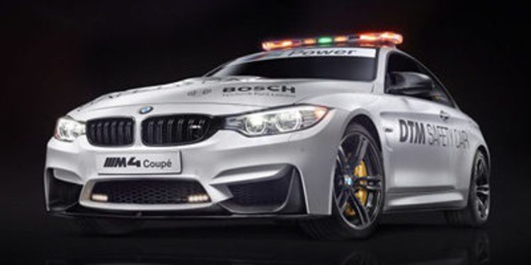 El BMW M4 coloniza MotoGP y el DTM como Safety Car