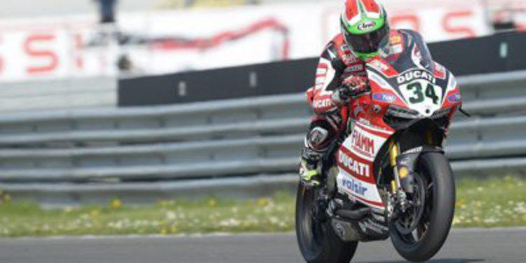 Imola acoge la cuarta cita del Mundial de Superbikes 2014