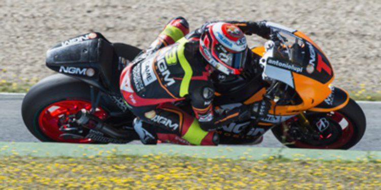 El test post-GP de MotoGP en Jerez en imágenes