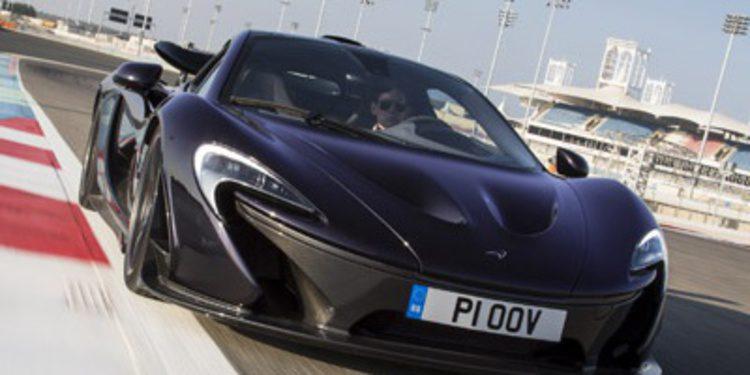 McLaren trabaja en un P1 exclusivo para circuitos