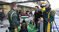 Sergio Canamasas correrá la GP2 de Barcelona con Trident