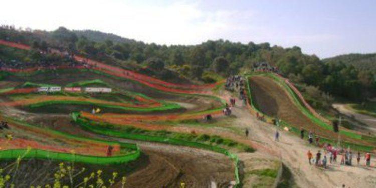 Cerro Negro acoge este fin de semana el MXGP de España