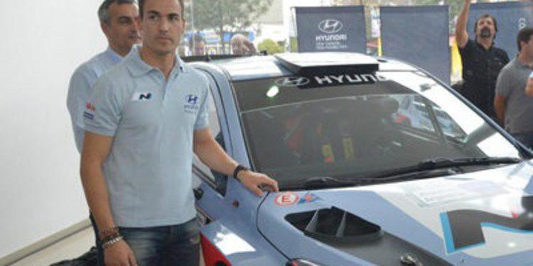 Scratch para Dani Sordo en el shakedown del Rally de Argentina