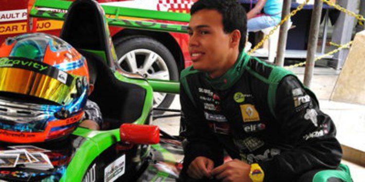 Oscar Tunjo ficha por Pons Racing en la FR 3.5