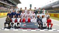 Así llegan los equipos de GP3 al comienzo de 2014