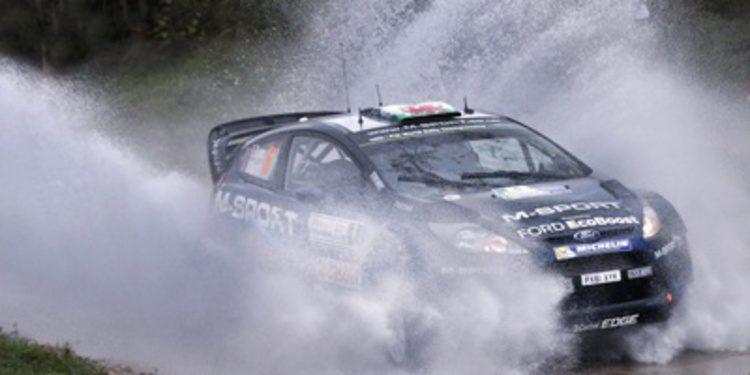 Directo del Rally de Argentina del WRC 2014 - SS1