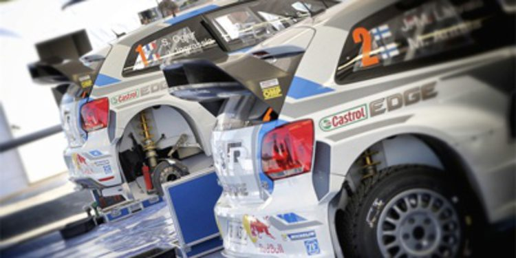 Sebastien Ogier líder del Rally de Argentina tras el SS1