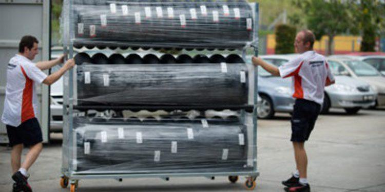 Bridgestone seguirá hasta finales de 2015 su evolución
