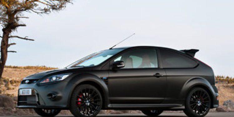 El nuevo Ford Focus RS llegará en 2016