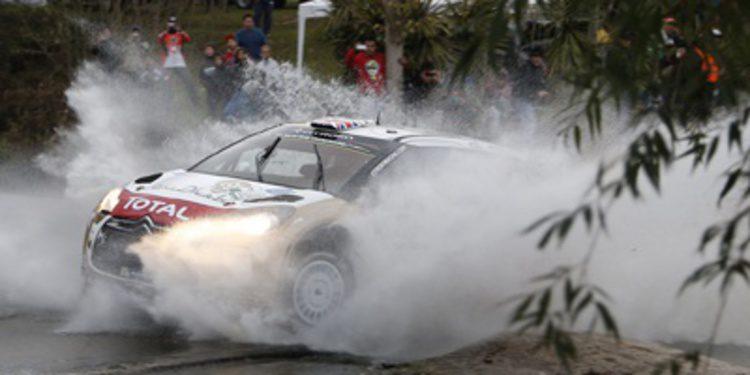Directo del Rally de Argentina del WRC 2014 - Primer bucle