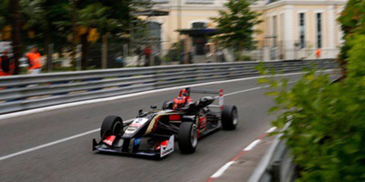 Esteban Ocon se lleva la primera pole de la F3 en Pau