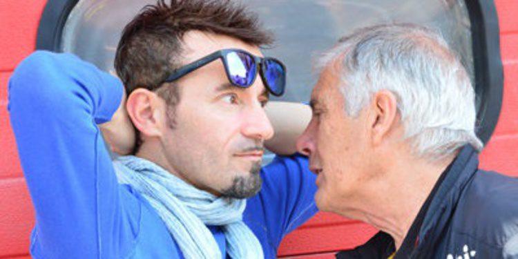 Max Biaggi también se apunta al test WSBK en Mugello