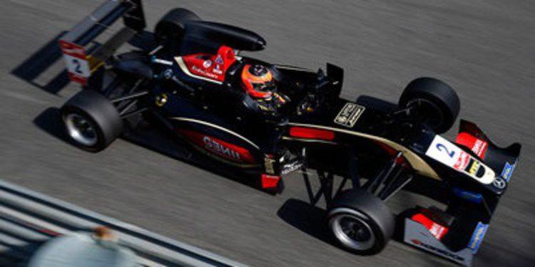 Esteban Ocon consigue la primera victoria en el GP de Pau de F3