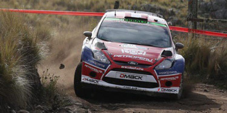 Directo Rally de Argentina del WRC 2014 - Tercer bucle