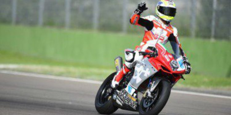 Jules Cluzel hace la pole en Supersport en Imola